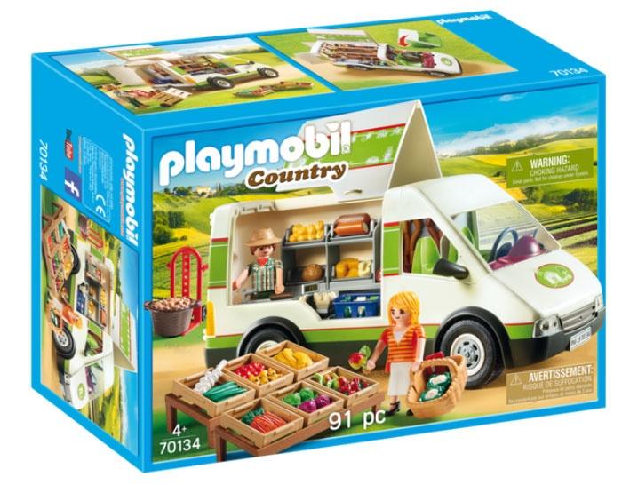Playmobil 70134 Country Hofladen-Fahrzeug