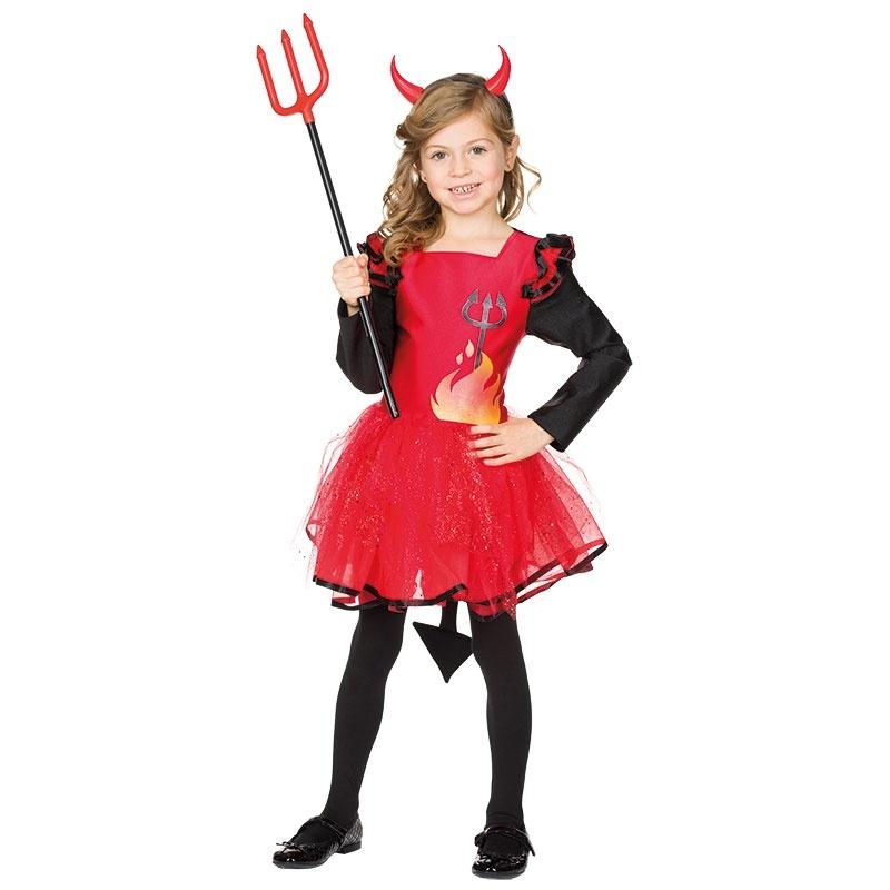 Kostüm Teufelin 140