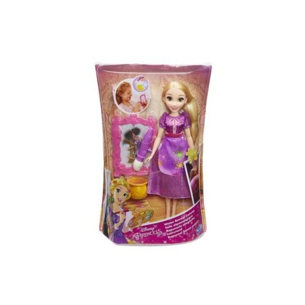 Disney Princess Puppe Rapunzels magische Leinwand