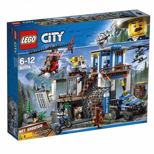 Lego City 60174 Hauptquartier der Gebirgspolizei