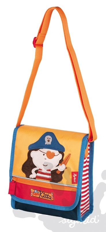 Sigikid Kindergartentasche Käpt´n Kitta 23951