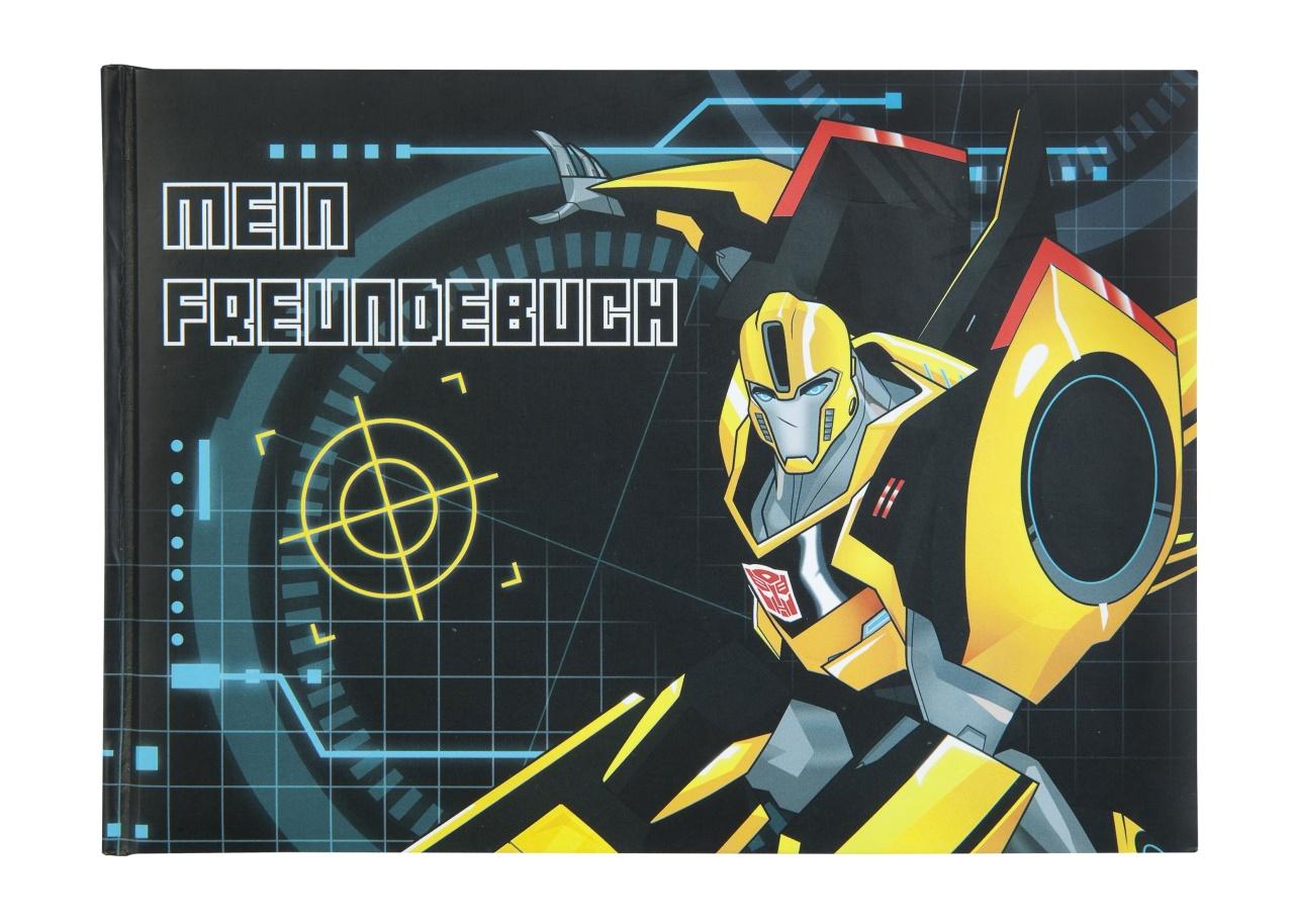Transformers Freundebuch A5