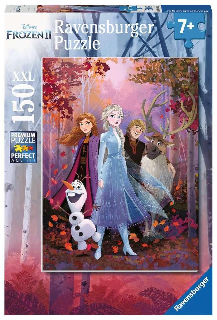 Ravensburger Puzzle Frozen II Ein fantastisches Abenteuer
