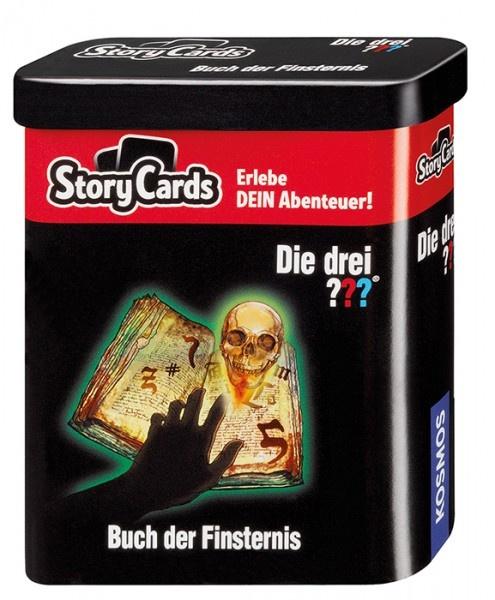 Story Cards ??? Buch der Finsternis