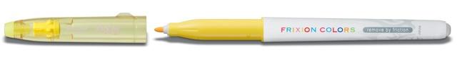 Pilot FriXion Color Fasermaler gelb