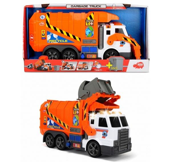 Recycle Truck Müllwagen 46 cm