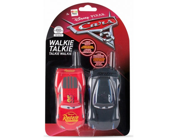 Cars Walkie Talkie McQueen-Jackson