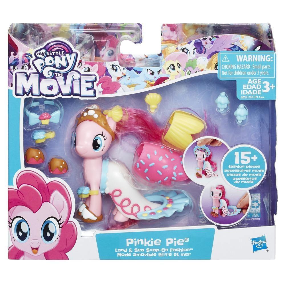 My little Pony Movie Land- u. Seepony Stylingspaß Pinkie Pie