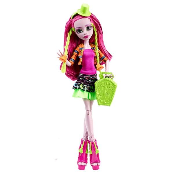 Monster High Schüler Graustausch Marisol Coxi