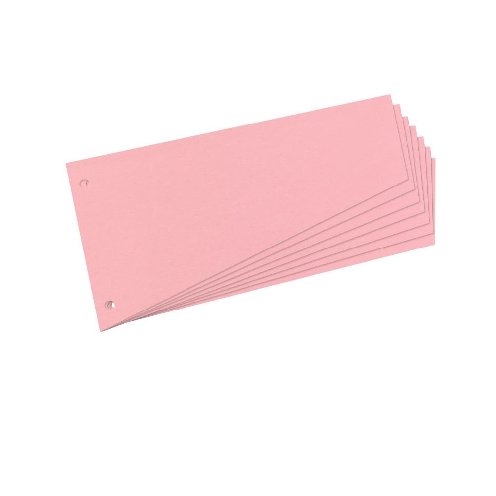 Trennstreifen Trapez rosa 100er