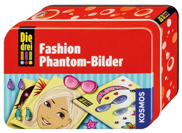 Die drei !!! Fashion Phantom-Bilder von Kosmos