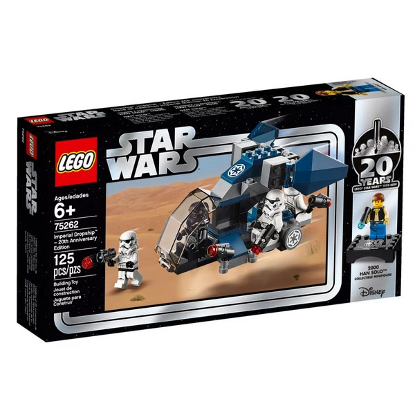 Lego Star Wars 75262 Imperial Dropship