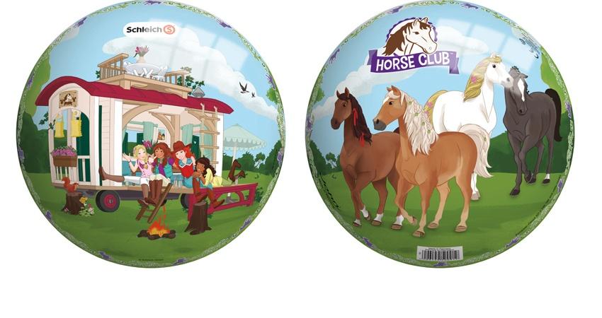 Ball mit Motiv Schleich Horse Club 23 cm