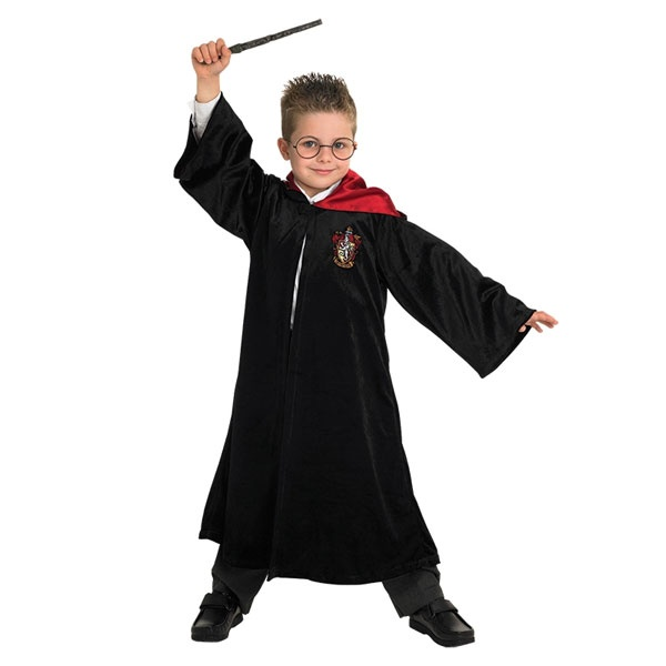 Kostüm Harry Potter Robe Deluxe M