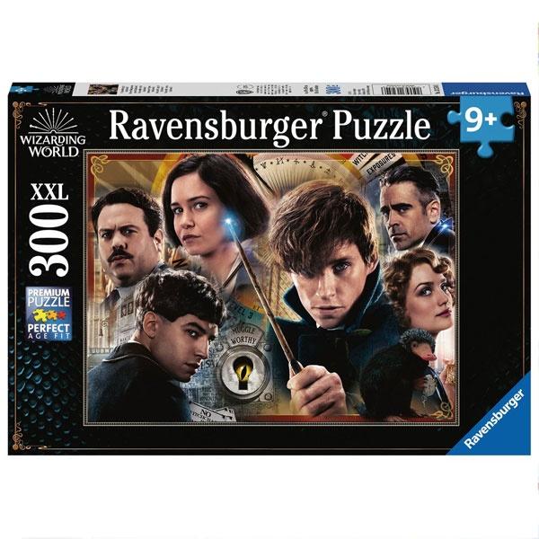 Ravensburger Puzzle Fanta.Tierwesen Scanander gg.Grindelwald