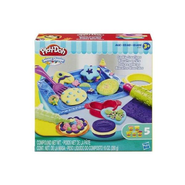 Play-Doh Plätzchenparty Neu 2017