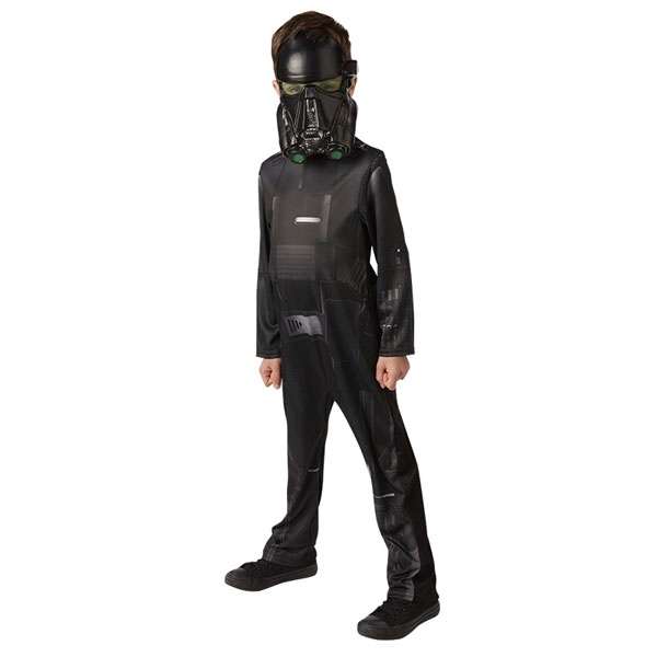 Kostüm Star Wars Death Trooper Classic 9-10 Jahre