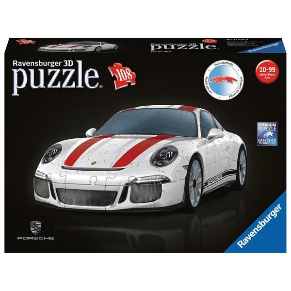3D Puzzle Porsche 911 R von Ravensburger