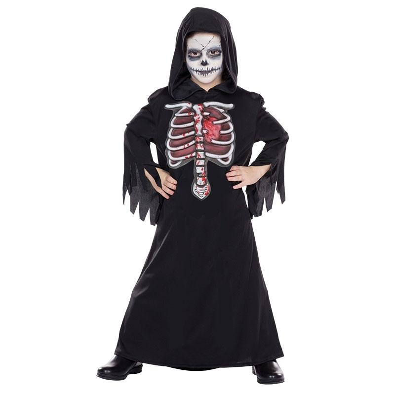 Kostüm 3D Horror Robe 152