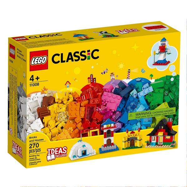 Lego Classic 11008 Lego Bausteine - bunte Häuser