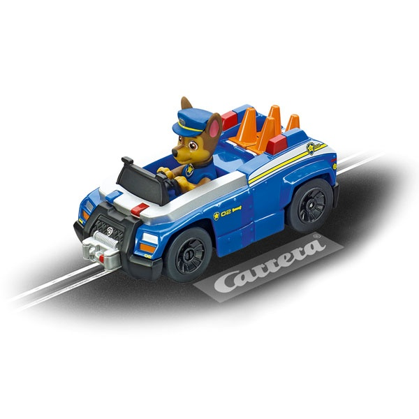Carrera First Electric Slot Car Paw Patrol Chase