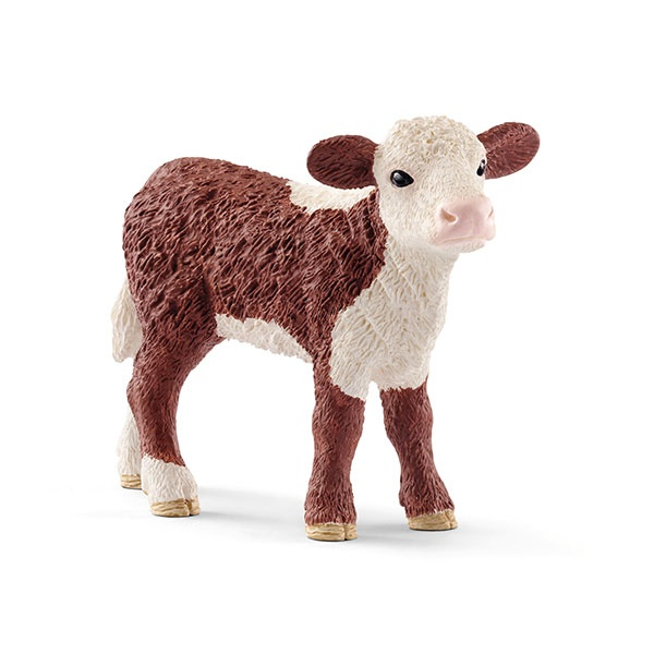 Schleich Farm World Hereford Kalb 13868