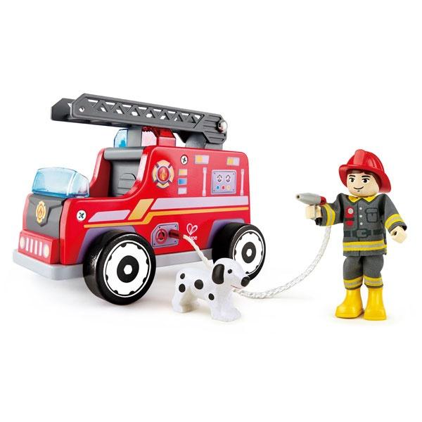 Hape Feuerwehr-Trpp