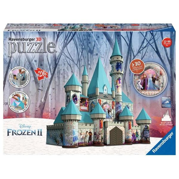 Ravensburger 3D Puzzle Disney Frozen 2 Schloss 216 Teile