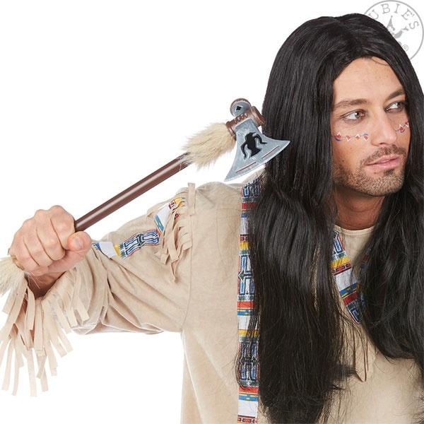 Kostüm-Zubehör Indianer Tomahawk