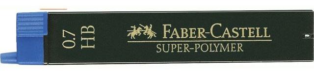 Faber Castell Feinmine Super-Polymer 0,7mm HB