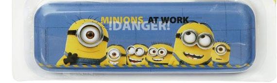 Minions Bleistiftbox aus Metall