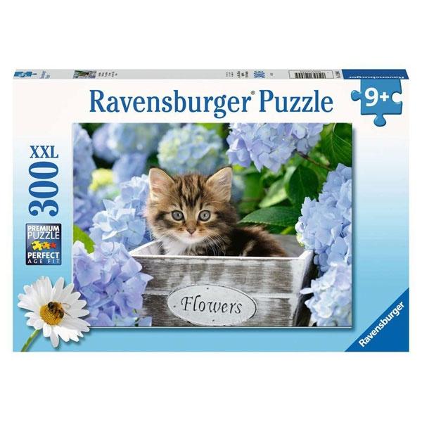 Ravensburger Puzzle Kleine Katze 300 Teile