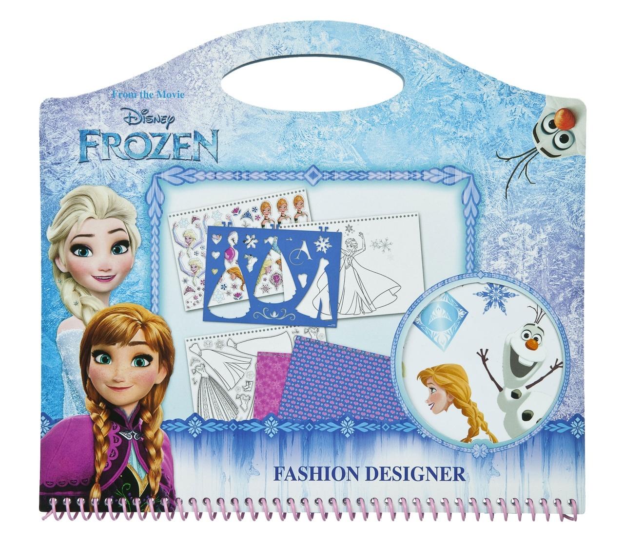 Frozen Fashion Designer 34-teilig