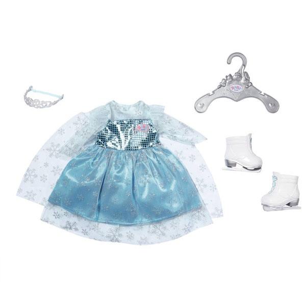 Baby Born Eisprinzeessin Set
