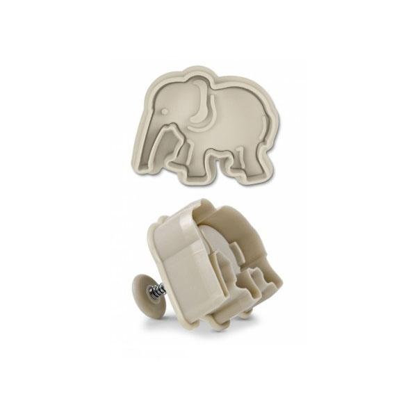 Ausstecher f. Kinder, Elefant, 6cm