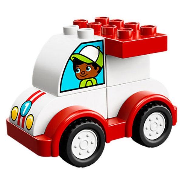 Lego Duplo 10860 Mein erstes Rennauto