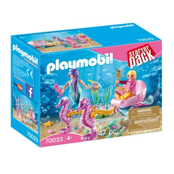 Playmobil 70033 Magic StarterPack Seepferdchenkutsche