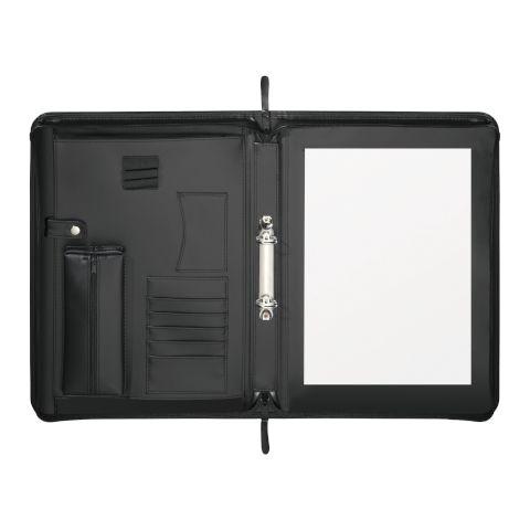Herlitz Universaltasche schwarz mit A4 Schreibblock