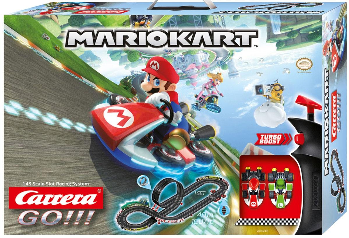Carrera Go!!! Autorennbahn Nintendo Mario Kart 8
