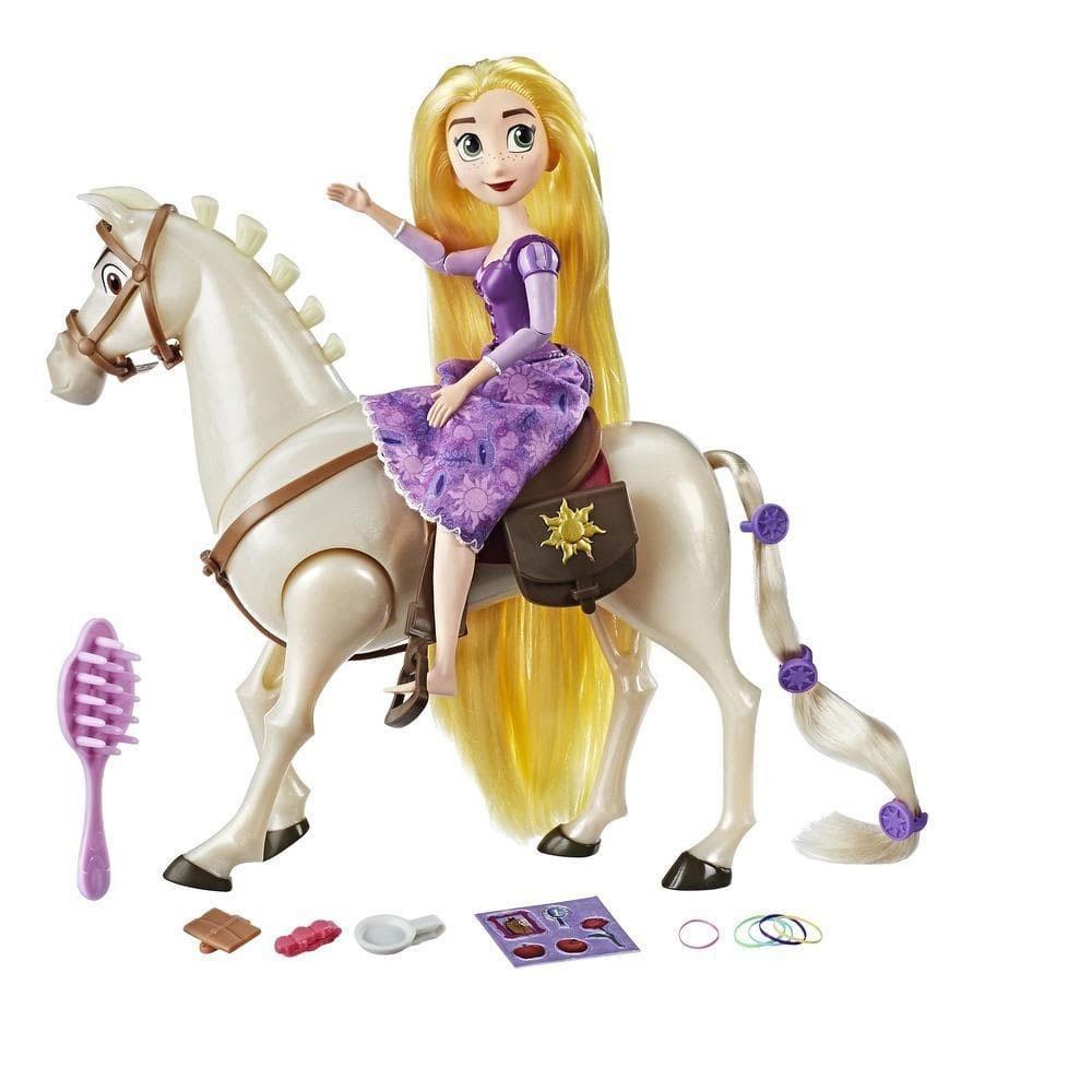 Disney Rapunzel - Die Serie Rapunzel und ihr Pferd Maximus