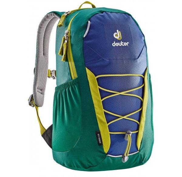Deuter Gogo XS indigo-alpinegreen Rucksack