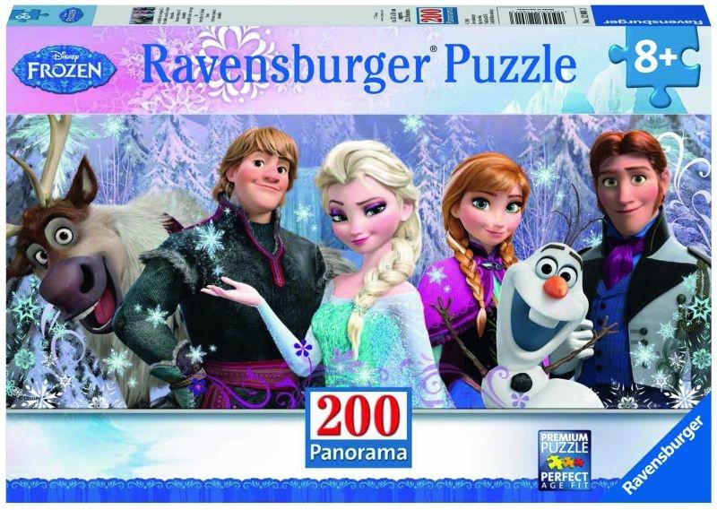 Ravensburger Puzzle Die Eiskönigin Arendelle im ewigen Eis