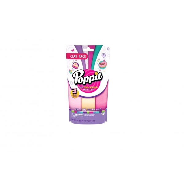 Poppit Nachfüller creme, rosa, pink