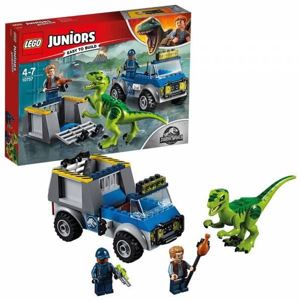 Lego 10757 Raptoren Rettungshubschrauber