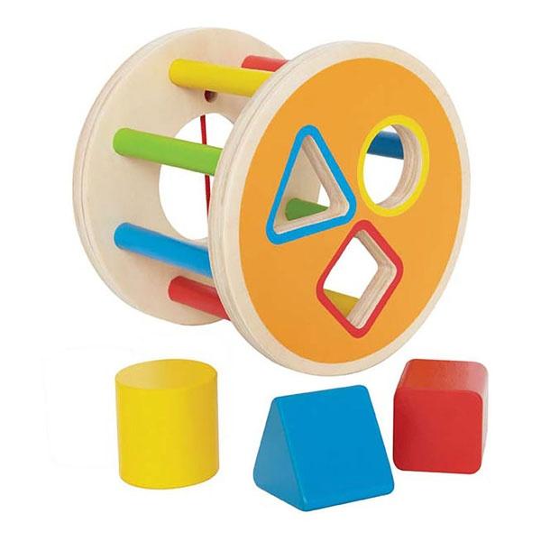 Hape 1-2-3-Sortierbox