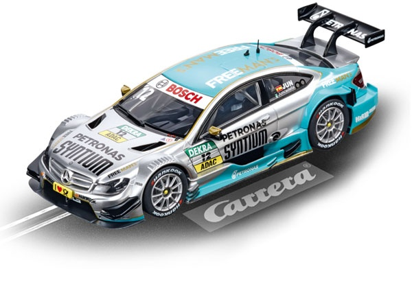Carrera Digital 132 AMG Mercedes C-Coupe DTM D. Juncadella