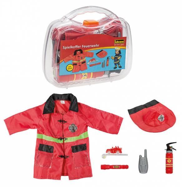 Spielkoffer Feuerwehr