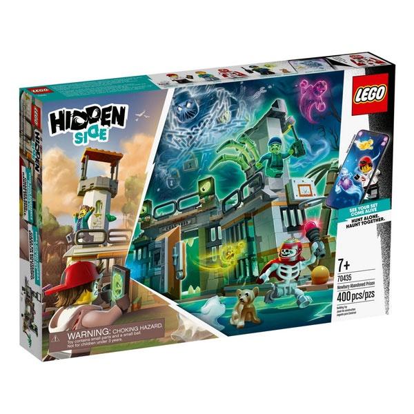 Lego Hidden Side 70435 Newburys verlassenes Gefängnis