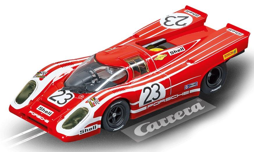 Carrera Digital 132 Porsche 917K Porsche Salzburg No.23 1970