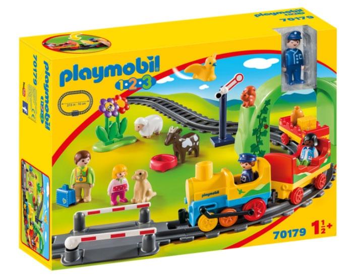 Playmobil 70179 1.2.3 Meine erste Eisenbahn